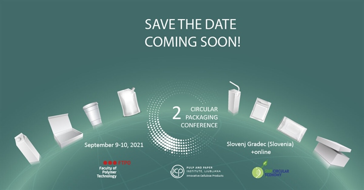 2nd Circular Packaging Conference, 9. - 10. September 2021